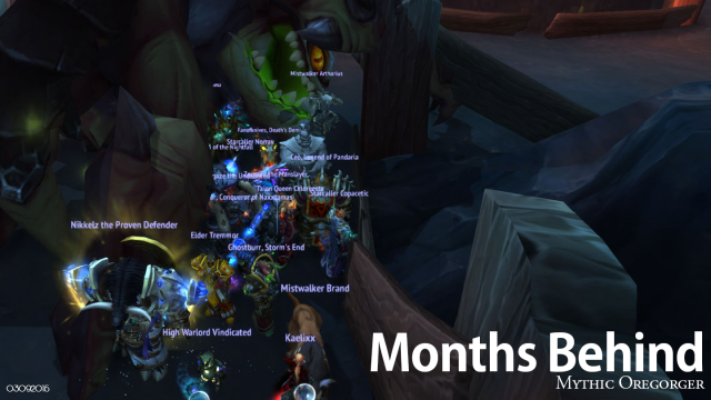 Mythic Oregorger